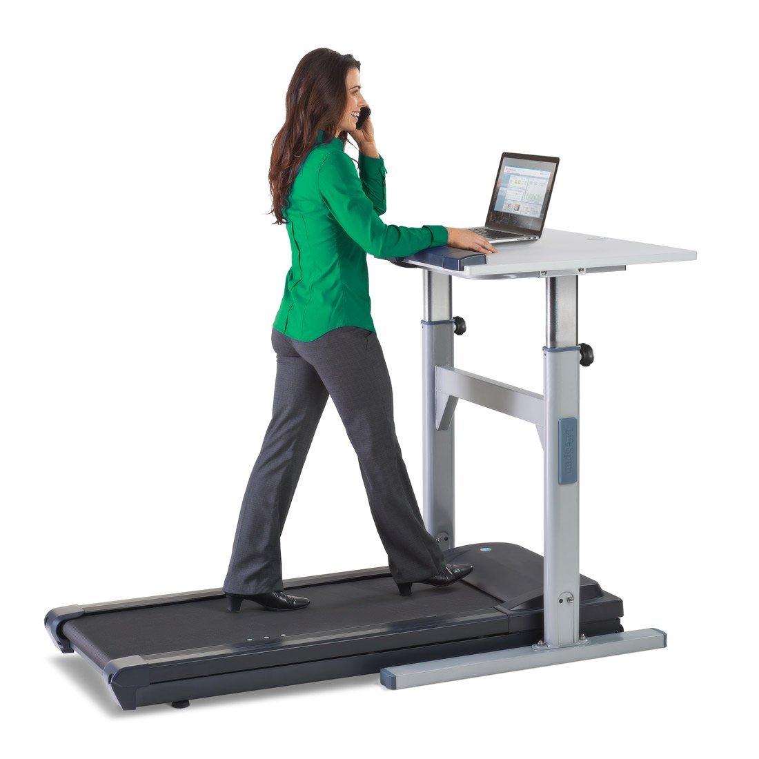 Office treadmill desk